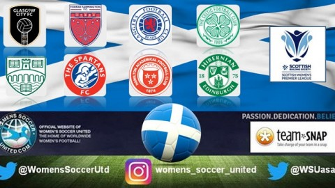 Glasgow City Lead Scottish Women's Premier League 12th March 2018