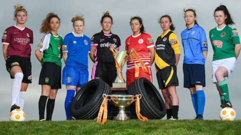 2018 Continental Tyres Women's National League season launched