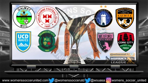 Limerick FC Lead Continental Tyres Women's National League March 2018