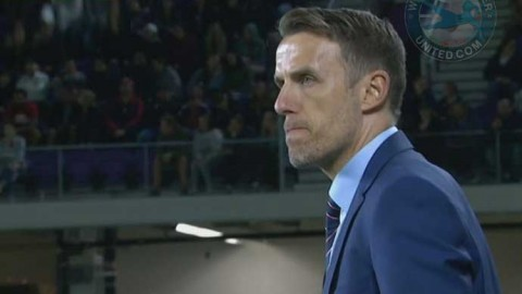 Where did it all go wrong for Phil Neville and the England Lionesses?