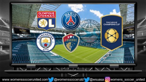 International Champions Cup 2018 Adds Women's Tournament This Summer