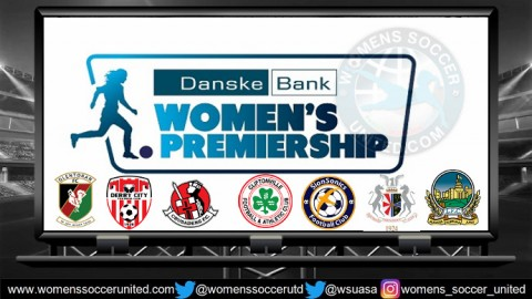 Linfield Ladies FC Win NIFL 2018 Women's Premiership 29th September