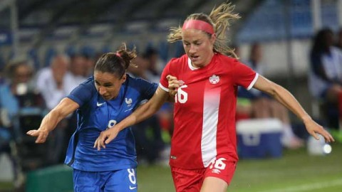 Canada announce squad for International Friendly against France