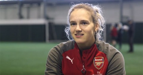 Miedema wins PFA player of the month