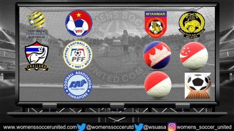 Asean Football Federation Women's Championship Match Fixtures 2018
