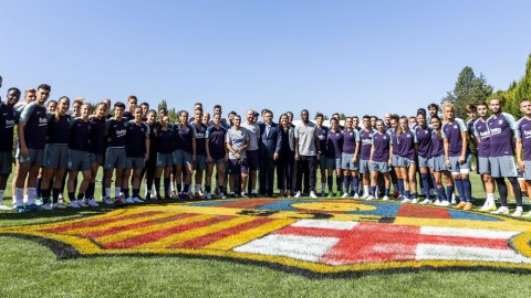 FC Barcelona and Barca Women Begin Work in the U.S.
