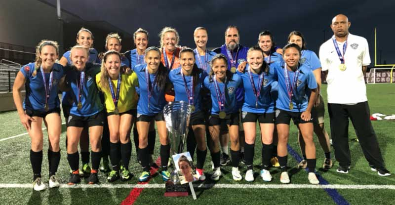 Gavorski nets 118th minute game-winner to give Houston Aces first UWS title