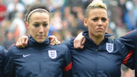 England international Lianne Sanderson signs for Juventus Women