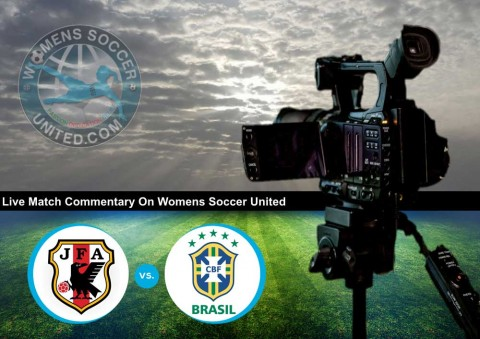 Live match updates: Japan v Brazil | Tournament of Nations 2018