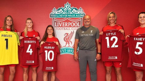 Liverpool Ladies FC have confirmed their squad for the 2018/19 FA WSL season