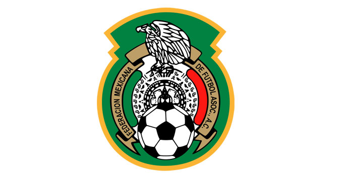 Mexico Football Badge