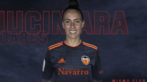 Brazilian International Jucinara Soares signs for Valencia CF Femenino