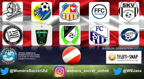 USC Landhaus lead the Austria Frauenliga 27th August 2018
