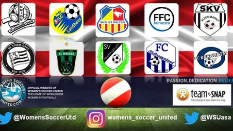 USC Landhaus lead the Austria Frauenliga 20th August 2018
