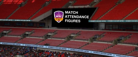 FA WSL Continental Tyres Cup 2018/19 Match Attendances