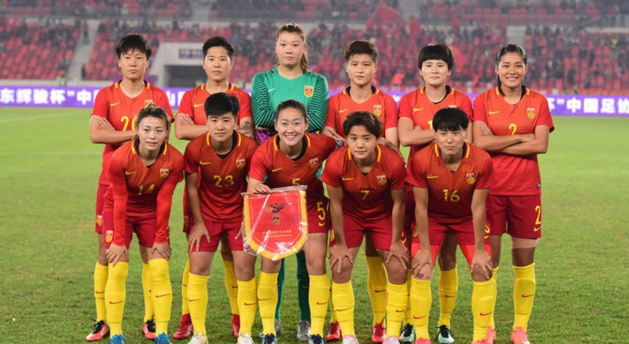 China PR Women's National Football Team