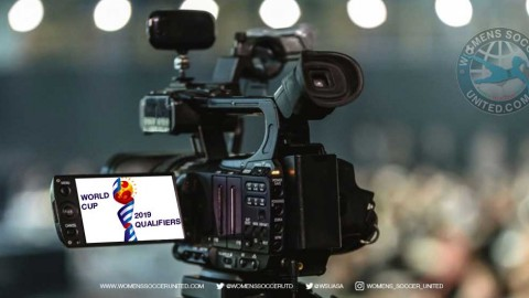 Broadcast information for UEFA qualifiers for the FIFA Women's World Cup 2019 (30 August – 1 September 2018)