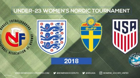 Live updates from the final day of the Under-23 Women's Nordic Tournament 2018