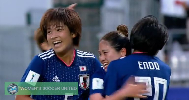 Japan U-20 win World Cup 2018