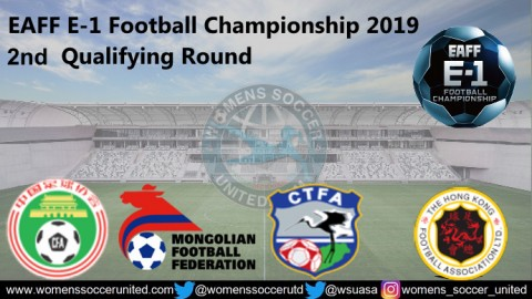 Korea Republic to host 2019 EAFF E-1 Football Championship