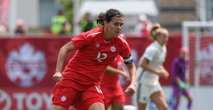 Canada announces 20-player squad for 2018 Concacaf Women's Championship