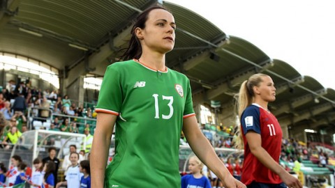 Aine O'Gorman announces retirement from international football