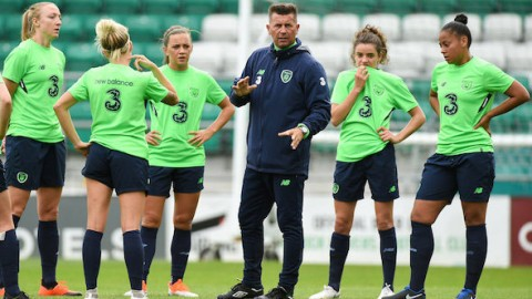 Ireland WNT Head Coach Colin Bell names 18-player squad for Poland friendly