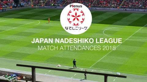Japan Nadeshiko League 2018 Match Attendances
