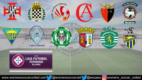 Portugal Liga Futebol Feminino Allianz 2018/19 Season starts Sunday