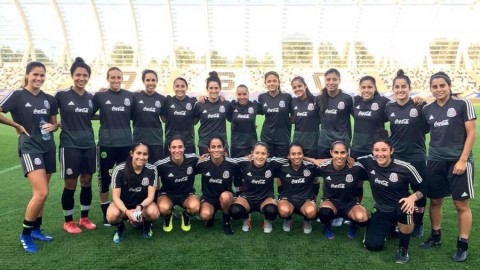 Mexico's top goalscorer and most famous player reveals no one will sponsor her