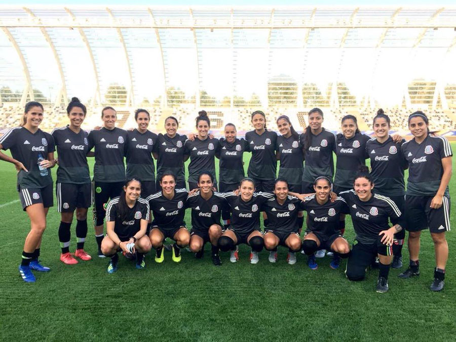 Mexico Women's National Team
