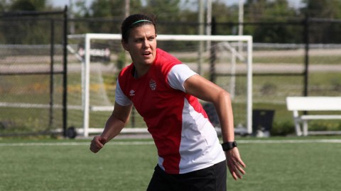 Canada Soccer open pre-tournament camp in Texas ahead of 2018 Concacaf Women's Championship