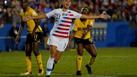 USA qualifies for 2019 FIFA Women's World Cup after semi-final win over Jamaica