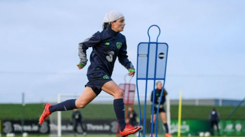 Ireland WU19s ready for Lithuania test