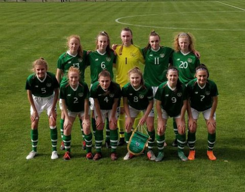 Republic of Ireland WU17s earn scoreless draw against Wales
