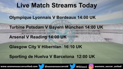 Today's Live TV Match Streams 21st October 2018