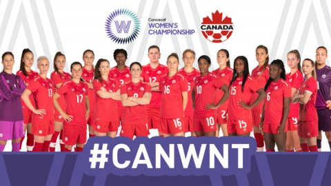 Canada begins FIFA Women's World Cup qualification campaign at Concacaf Championship