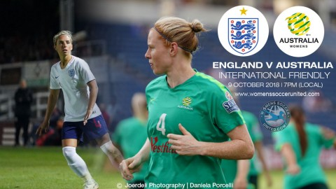 Live Match Centre: England v Australia | International Friendly (9 October 2018)