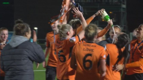 Glasgow City Win Scottish Women's Premier League 29th October 2018