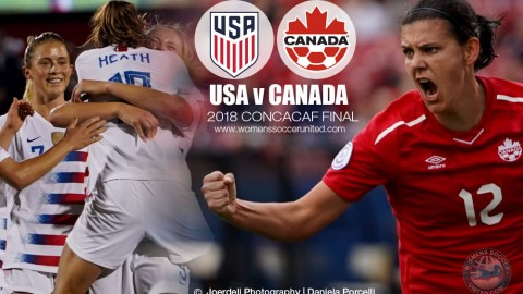 Canada set to take on USA in Concacaf Women's Championship Final