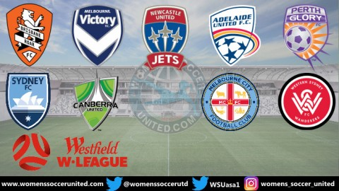 Melbourne Victory lead the Westfield W-League 25th November 2018