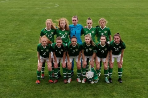 Ireland WU17 secure qualification for Elite Round despite Serbia defeat