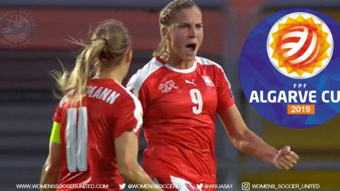 Switzerland to participate at the 2019 Algarve Cup?