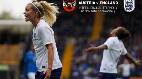 Live match updates: Austria v England | International Friendly (8 Nov 2018)