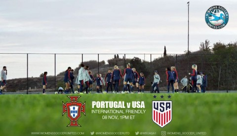 Live match updates: Portugal v USA | International Friendly (8 Nov 2018)
