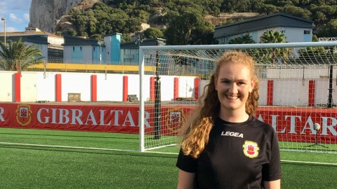 "McGinn: ""We want Gibraltarian girls to know that football is a valid option"""