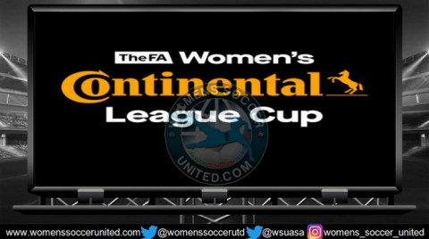 FA Women's Continental Tyres League Cup 2018 Quarter Final Qualified