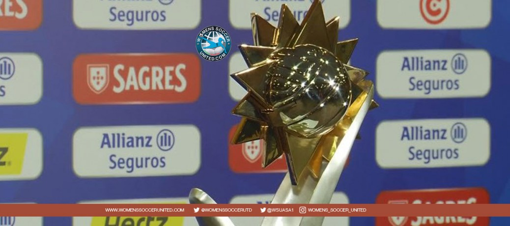 Algarve Cup trophy