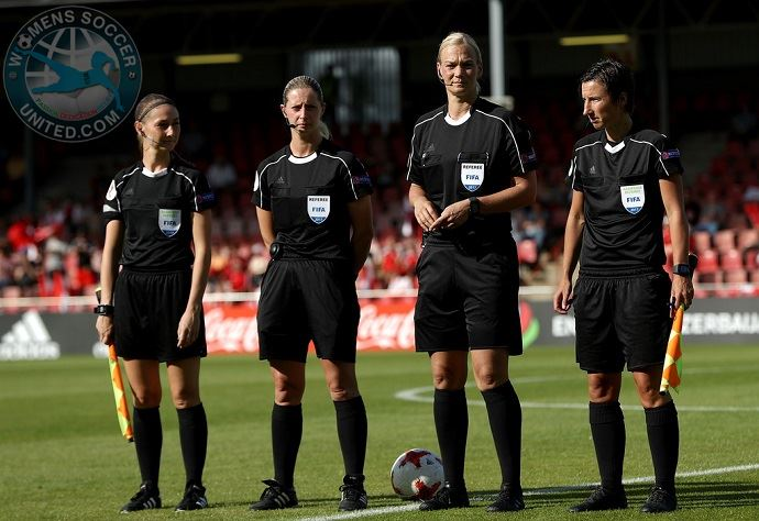a48402b9e0a Referees and Support Referees For FIFA Women s World Cup France 2019 ...
