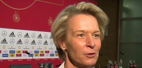 German Coach Martina Voss-Tecklenburg Picks 30 Players for Training Camp